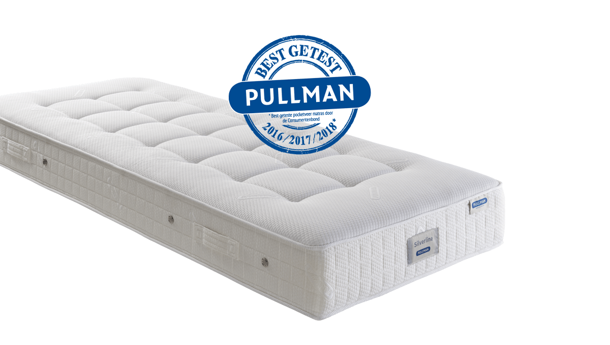 Best Geteste Matras : Beste geteste pocketveer matras pullman boxsprings en matrassen