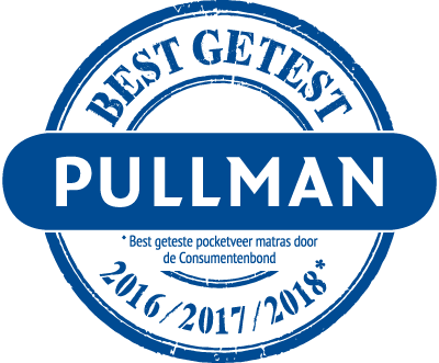 Pullman best geteste matras
